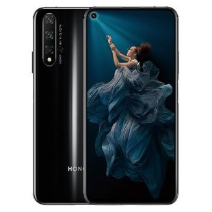Honor 20 6/128GB (черный)